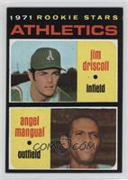 Jim Driscoll, Angel Mangual