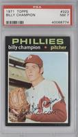 Bill Champion [PSA7]