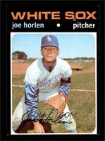 Joe Horlen [VG]