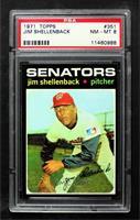 Jim Shellenback [PSA8NM‑MT]