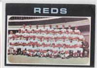 Cincinnati Reds Team [Altered]