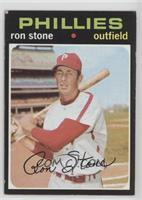 Ron Stone [Poor to Fair]