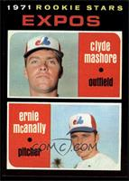 Clyde Mashore, Ernie McAnally [NM MT]
