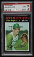 Rollie Fingers [PSA 8 NM‑MT]