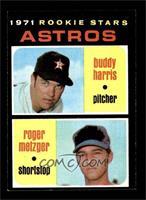 Buddy Harris, Roger Metzger [EX]