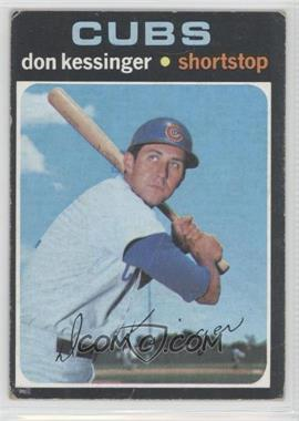 1971 Topps - [Base] #455 - Don Kessinger [Good to VG‑EX] - Courtesy of COMC.com
