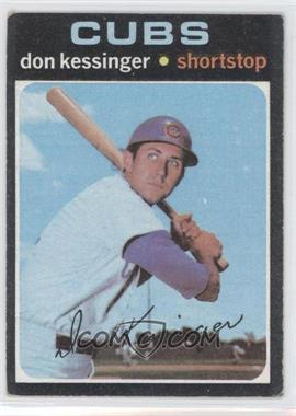 1971 Topps - [Base] #455 - Don Kessinger [GoodtoVG‑EX]