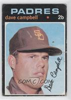 Dave Campbell [Good to VG‑EX]