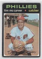 Tim McCarver [GoodtoVG‑EX]