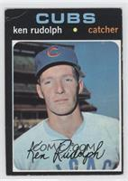 Ken Rudolph [Poor to Fair]