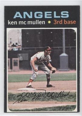 1971 Topps - [Base] #485 - Ken McMullen