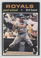 Paul Schaal [Good to VG‑EX]