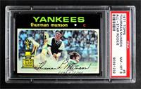 Thurman Munson [PSA 8 NM‑MT]