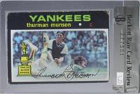 Thurman Munson [BRCR 3]