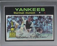 Thurman Munson [Excellent]