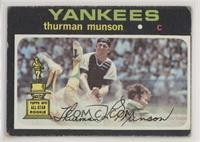 Thurman Munson [NoneGoodtoVG‑EX]