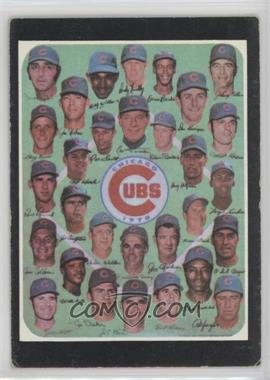 1971 Topps - [Base] #502 - Chicago Cubs Team Records [GoodtoVG‑EX]