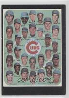 Chicago Cubs Team Records [GoodtoVG‑EX]