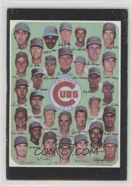 1971 Topps - [Base] #502 - Chicago Cubs Team Records [Good to VG‑EX]