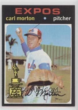 1971 Topps - [Base] #515 - Carl Morton