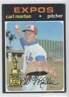 Carl Morton [GoodtoVG‑EX]