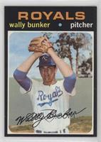 Wally Bunker