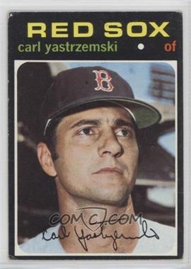 1971 Topps - [Base] #530 - Carl Yastrzemski [GoodtoVG‑EX]