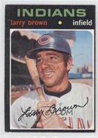 Larry Brown [GoodtoVG‑EX]