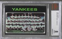 New York Yankees Team [BVG 8]