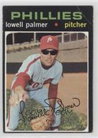 Lowell Palmer [Poor to Fair]