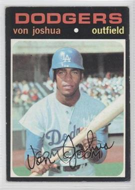 1971 Topps - [Base] #57 - Von Joshua