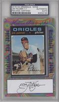 Jim Palmer [PSA/DNA Certified Auto]