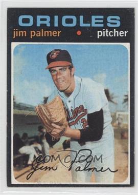 1971 Topps - [Base] #570 - Jim Palmer