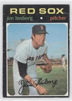 Jim Lonborg [GoodtoVG‑EX]