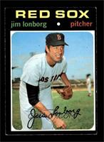 Jim Lonborg [EX]