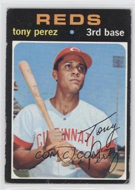 1971 Topps - [Base] #580 - Tony Perez [PoortoFair]