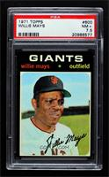 Willie Mays [PSA 7.5 NM+]