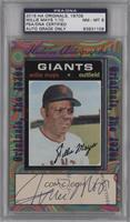 Willie Mays [PSA/DNA Certified Encased]