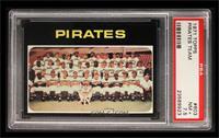 Pittsburgh Pirates Team [PSA7.5]