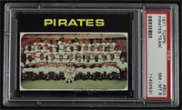 Pittsburgh Pirates Team [PSA8NM‑MT]