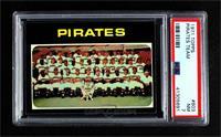Pittsburgh Pirates Team [PSA7NM]
