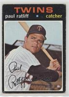 Paul Ratliff [Good to VG‑EX]
