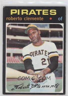 1971 Topps - [Base] #630 - Roberto Clemente