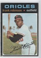 Frank Robinson [NonePoortoFair]