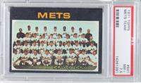 New York Mets Team [PSA 7.5]