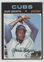 High # - Juan Pizarro
