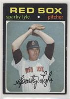 High # - Sparky Lyle [NoneGoodtoVG‑EX]