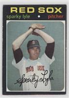 High # - Sparky Lyle