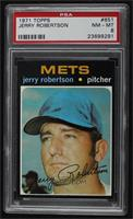 High # - Jerry Robertson [PSA 8 NM‑MT]