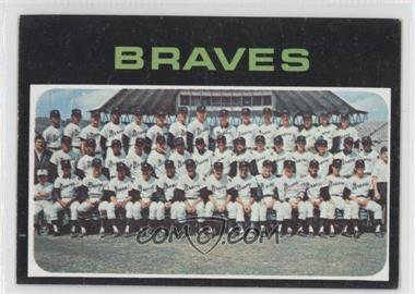 1971 Topps - [Base] #652 - Atlanta Braves Team